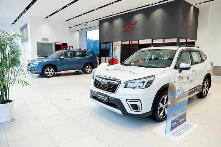 Xe SUV Subaru Forester tai Viet Nam giam 100% phi truoc ba-Hinh-3