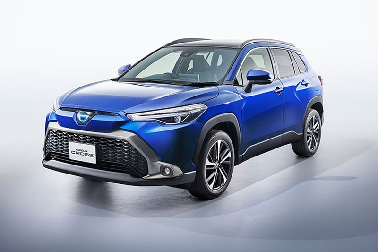 Toyota Corolla Cross 2021 chi tu 412 trieu dong tai Nhat Ban-Hinh-10