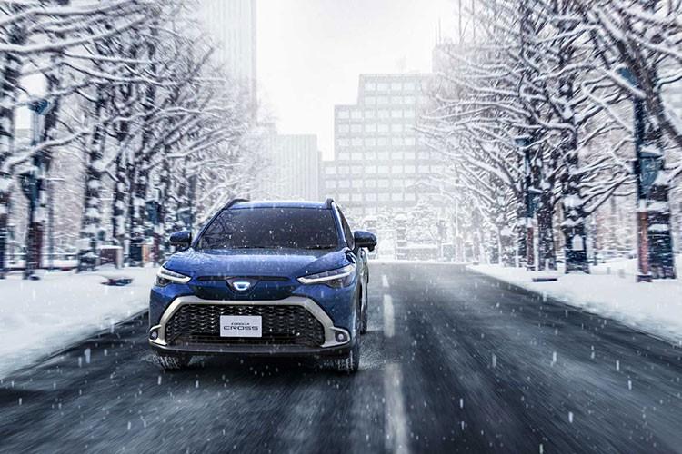 Toyota Corolla Cross 2021 chi tu 412 trieu dong tai Nhat Ban-Hinh-11
