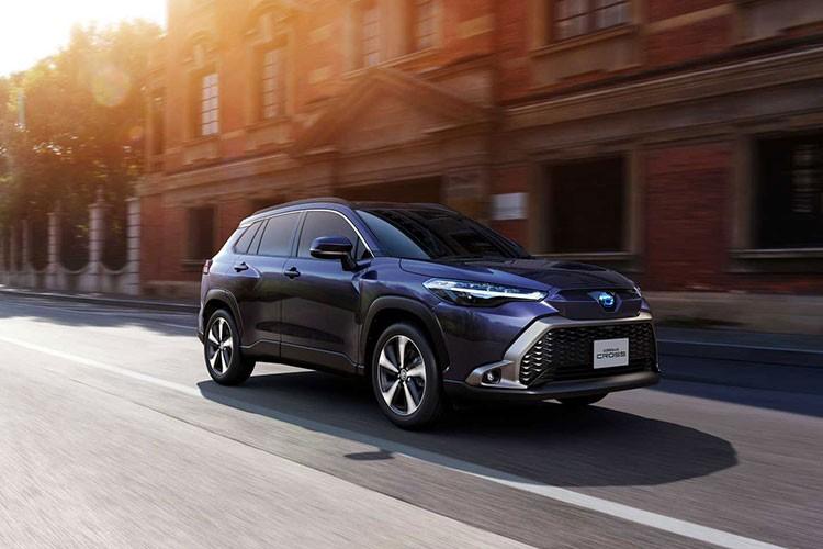 Toyota Corolla Cross 2021 chi tu 412 trieu dong tai Nhat Ban-Hinh-12