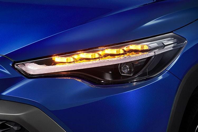 Toyota Corolla Cross 2021 chi tu 412 trieu dong tai Nhat Ban-Hinh-5