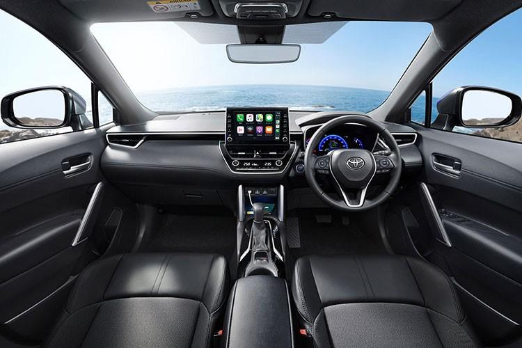 Toyota Corolla Cross 2021 chi tu 412 trieu dong tai Nhat Ban-Hinh-6