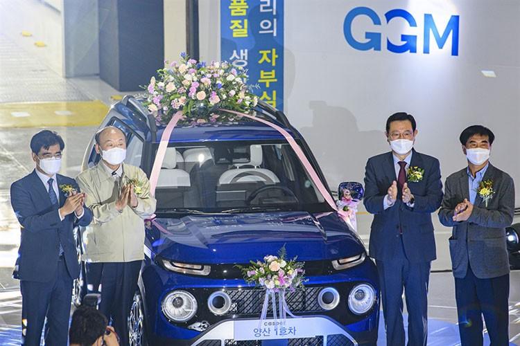 Hyundai Casper 2022