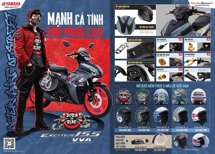 Yamaha Exciter: Xe con tay the thao tao nen xu huong tai Viet Nam-Hinh-2