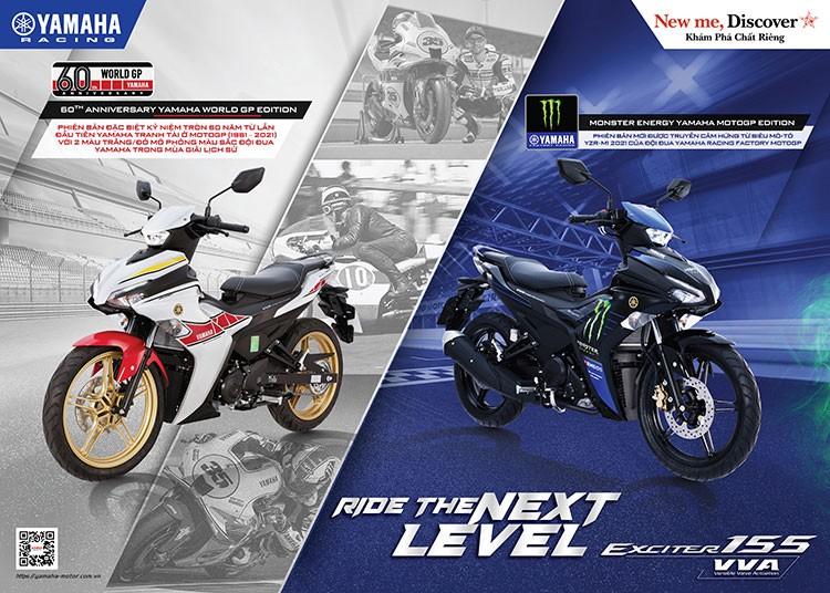 Yamaha Exciter: Xe con tay the thao tao nen xu huong tai Viet Nam-Hinh-3