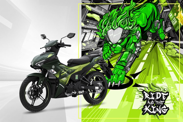 Yamaha Exciter: Xe con tay the thao tao nen xu huong tai Viet Nam-Hinh-4