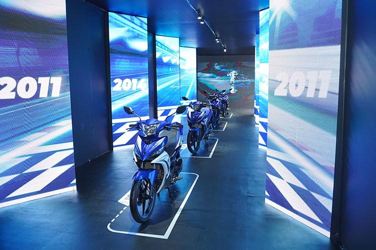 Yamaha Exciter: Xe con tay the thao tao nen xu huong tai Viet Nam