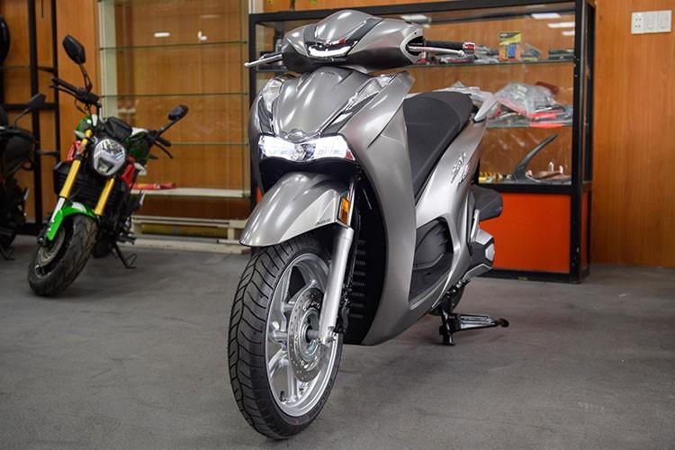 Honda SH 300i hon 270 trieu da ngung ban tai Viet Nam?-Hinh-2