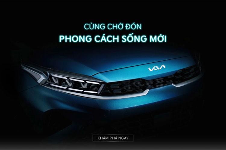 KIA Viet Nam tiep tuc tung video nha hang xe sedan K3 moi