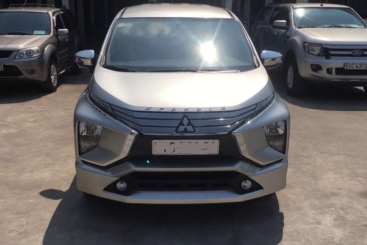 Mitsubishi Xpander dua nhau len san xe cu, gia re co dang dau tu?