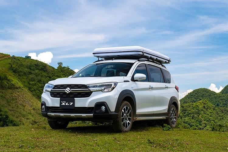 Suzuki XL7 da thay doi cuoc choi xe 7 cho co nho nhu the nao?