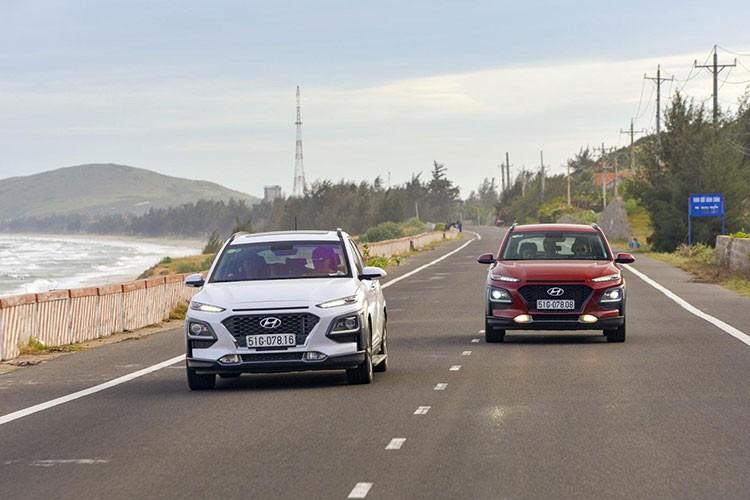 Hyundai manh tay giam gia xe Accent, Tucson va Grand i10