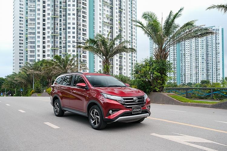 Toyota Rush - SUV do thi 7 cho nhieu gia dinh tre me tit-Hinh-9