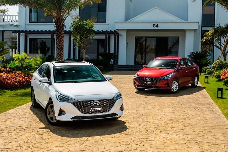 Thang 9/2021: Doanh so Hyundai tai Viet Nam tang manh toi 87%