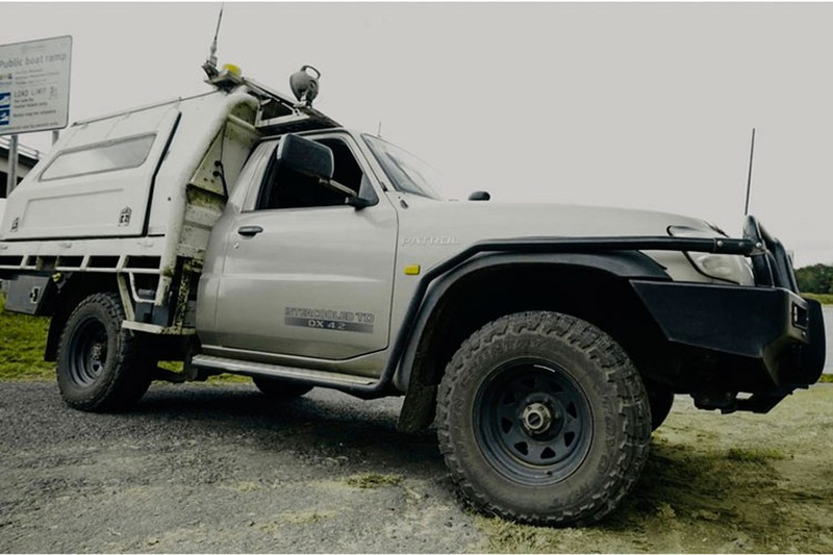 Nissan Patrol chay hon 1 trieu km trong 16 nam, van song khoe-Hinh-3