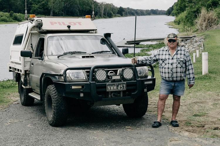 Nissan Patrol chay hon 1 trieu km trong 16 nam, van song khoe
