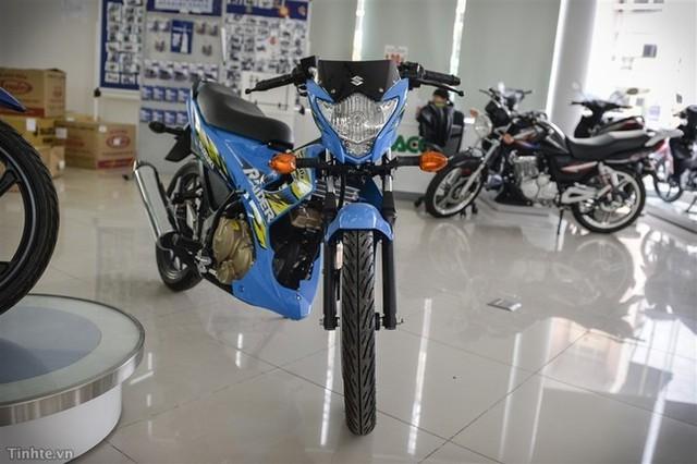 Nhung mau xe con tay 150cc dang mua nhat Viet Nam-Hinh-5