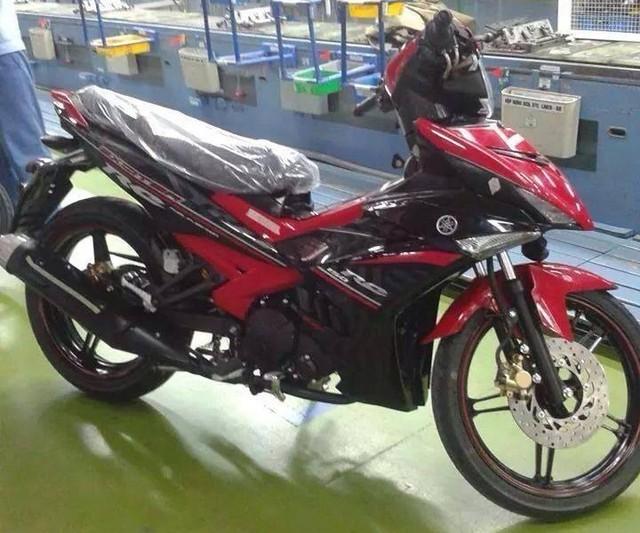 Nhung mau xe con tay 150cc dang mua nhat Viet Nam-Hinh-6