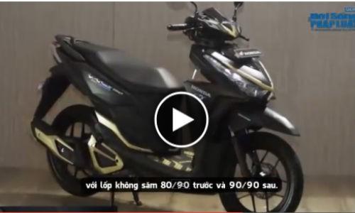 Kham pha dien mao tan binh Honda Vario 150 eSP