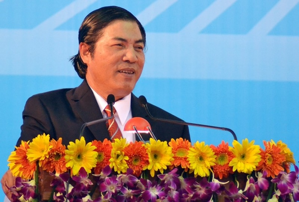 Nguyen Ba Thanh trong long dan