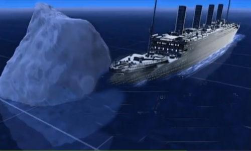 Nhung con so rung minh trong tham kich chim tau Titanic