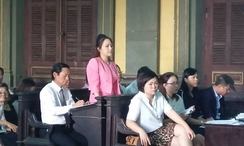 Xu phuc tham vu nguyen PGD Eximbank chiem 245 ty cua khach