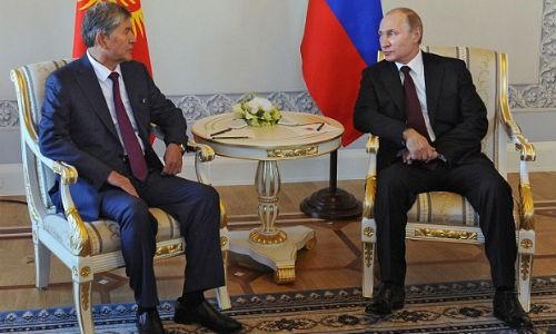 Bao chi phuong Tay noi gi ve su tro lai cua ong Putin?