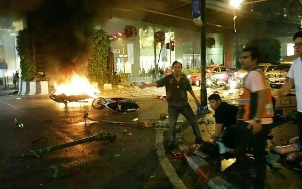 Chu muu danh bom Bangkok da chay sang Trung Quoc?