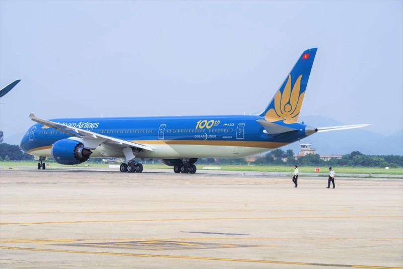 Dieu chinh giam soc ke hoach doanh thu nhung Vietnam Airlines van khong hoan thanh muc tieu