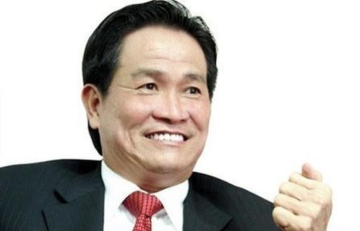 Ong Dang Van Thanh chi bao nhieu mua 10 trieu co phieu Sacombank?