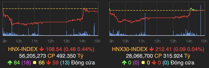 HPG va HSG dong loat tang tran, VN-Index tro lai sac xanh-Hinh-2