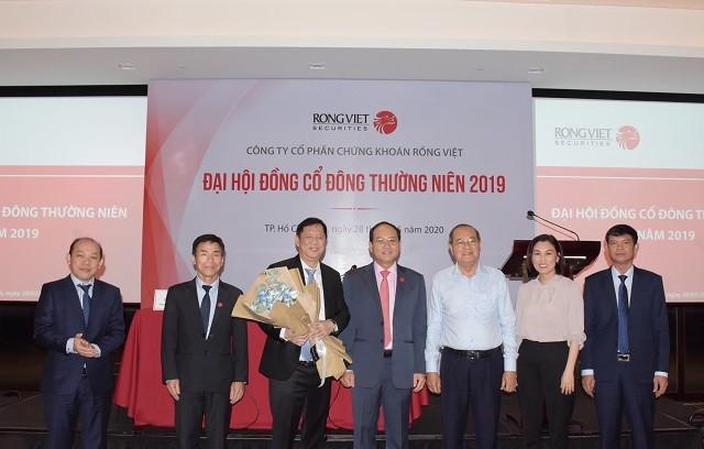 Ong Tran Le Nguyen khong con la Chu tich Chung khoan Rong Viet