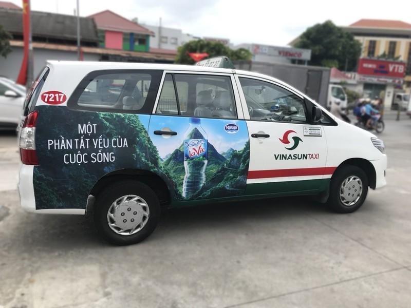 Taxi Vinasun ke hoach doanh thu thap ky luc, lo 115 ty nam 2020