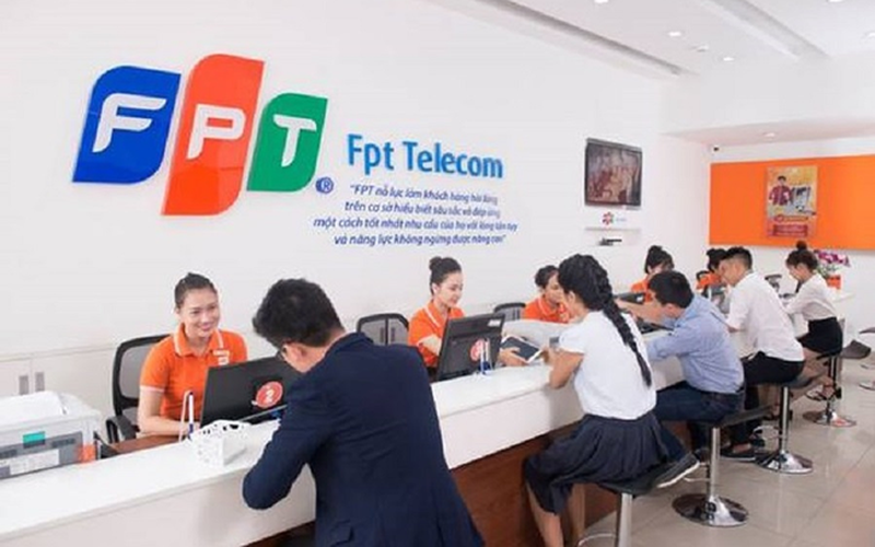 Lai ca nam cua FPT Telecom dat ky luc 1.664 ty dong