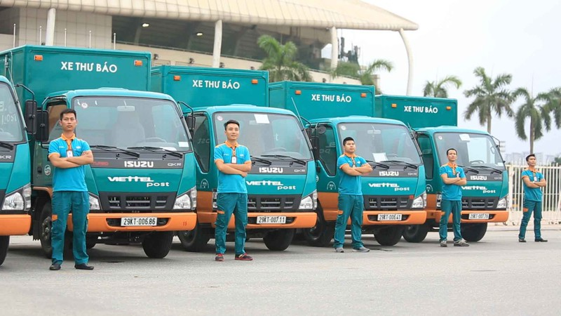 Viettel Post uoc doanh thu hon 5.000 ty dong trong quy 1