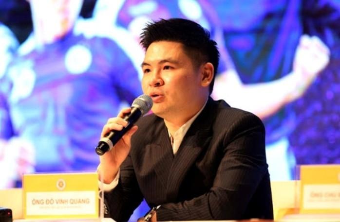 Con trai Chu tich SHB Do Vinh Quang muon thoai bot von