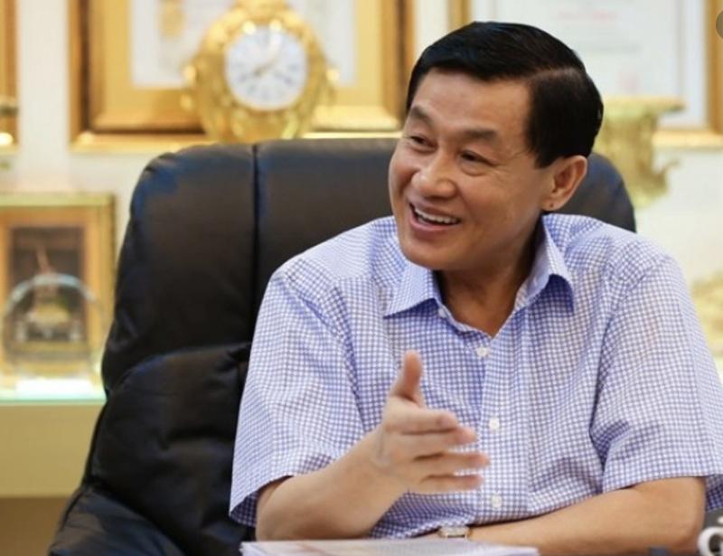 Sasco cua ong Johnathan Hanh Nguyen bao lai thut lui quy 1/2021
