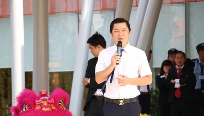 Chu tich Nguyen Khanh Hung chi mua duoc 1,8 trieu co phieu LDG