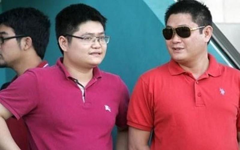 Em trai bau Thuy gom xong 1 trieu co phieu LPB truoc khi gia dieu chinh