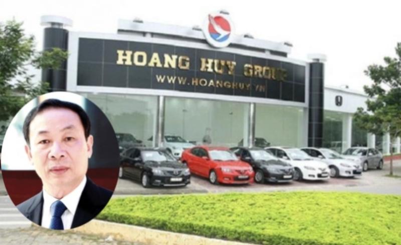 Chu tich Do Huu Ha du kien chuyen 5% von tai HHS cho TCH