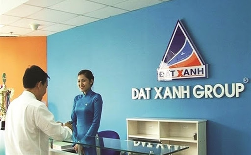 Pho Tong Giam doc Dat Xanh vua gom vao 300.000 co phieu DXG