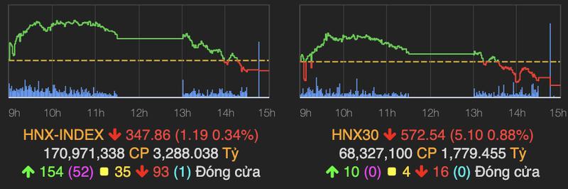 Co phieu penny hut tien, VN-Index ket phien duoi moc 1.340 diem-Hinh-2