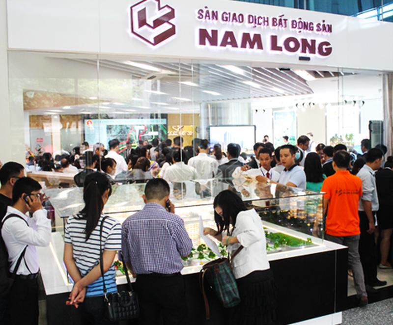 Nam Long sap phat hanh 38 trieu co phieu thuong va tra co tuc