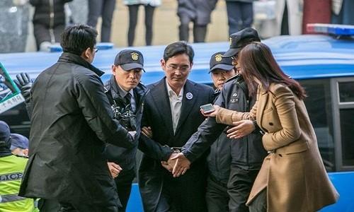 La ky nguoi thua ke Samsung dieu hanh cong ty tu trong tu