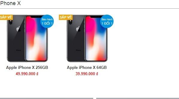 "Lo gia ""tren troi"" cua iPhone X, iPhone 8/8 Plus xach tay ve Viet Nam-Hinh-3"
