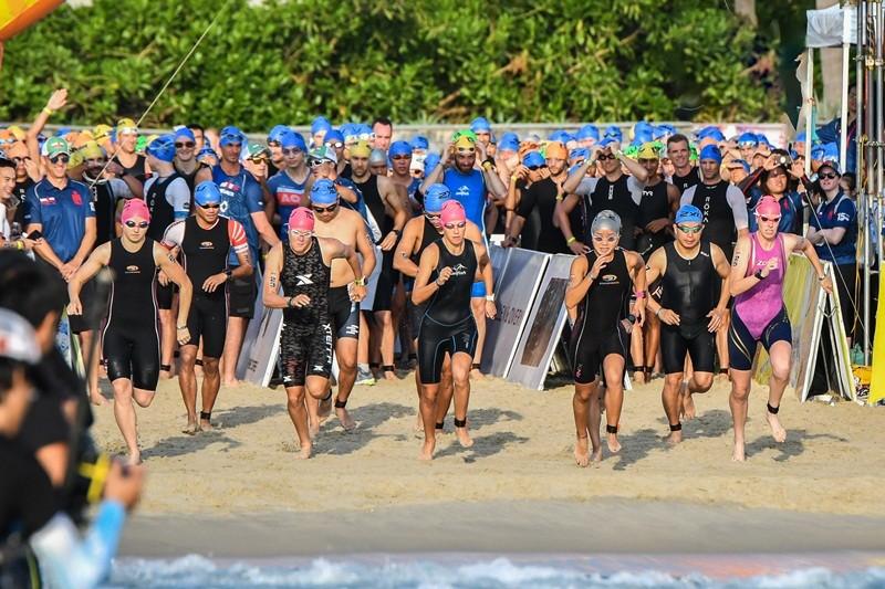 Techcombank Ironman 70.3 Viet Nam 2018: Thu hut hon 1.600 VDV tu 56 quoc gia-Hinh-11