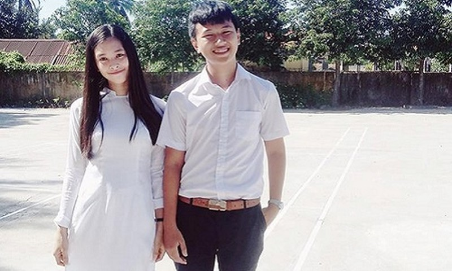 'Hoa hau Viet Nam 2018 la hoc sinh ngoan hien, hoa dong voi ban be'-Hinh-2