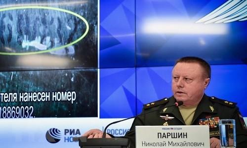 Bo Quoc phong Nga tiet lo noi dung ghi am vu ban roi may bay MH17