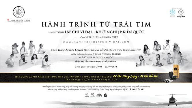 """Hanh trinh lap chi"" cua Trung Nguyen khien ba Diep Thao buc xuc ""khung"" the nao?"