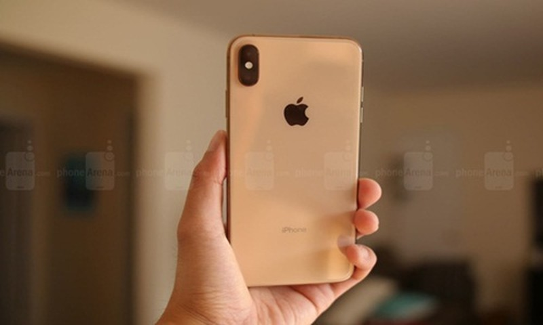 Dap hop iPhone Xs Max ban mau vang cuc dep-Hinh-3